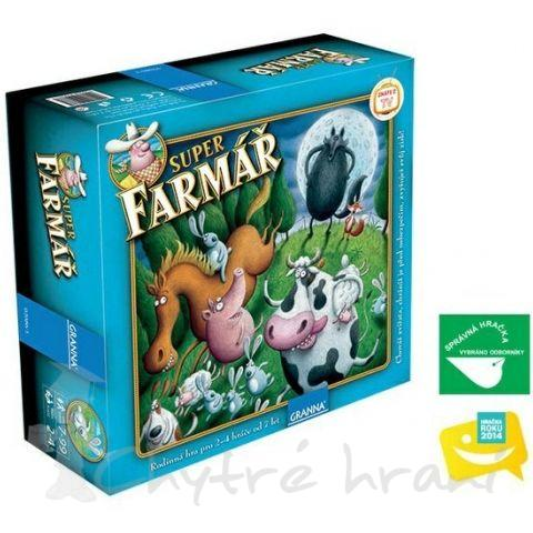 Superfarmář de luxe